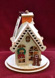 cottage ornament by cottages