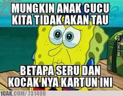 Meme Komik Spongebob - senadanews kumpulan meme spongebob dan kpi