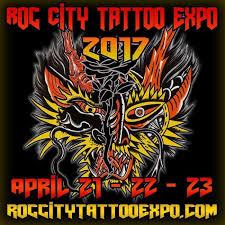 roc city tattoo expo april 2017