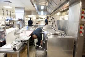 how deep clean of commercial kitchen area takes place original