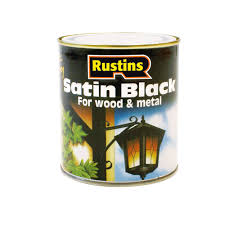 fleetwood exterior gloss black paint 2 5 litre metal paint