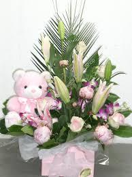 it u0027s a soft toy with fresh flowers arrangement nb03b