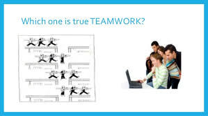 teamwork for middle