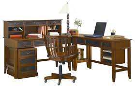 hammary mercantile home office desk set desks and hutches by