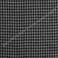 Grey And White Curtain Panels Gentlemen Houndstooth Check Curtain Drapery Panels