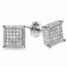 black diamond earrings mens new mens diamond stud jewellry s website