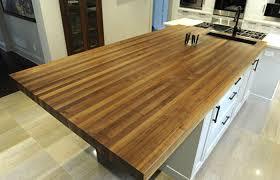 comptoir cuisine bois comptoirs et îlots de cuisine en bois planchers économiques