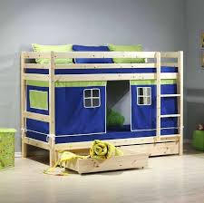 Atlas Bunk Bed Loft Bed With A Lofted Bed With A Ladder In A Tiny Apartment