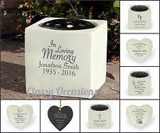 grave plaque other memorials funerals ebay