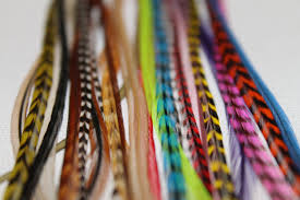 feathers for hair your guide to feather hair extensions strayhair