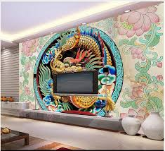 online get cheap dragon wall murals aliexpress com alibaba group custom 3d photo wallpaper 3d wall murals wallpaper high grade dragon embossment background wall paintings