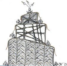 zentangle pattern trio 109 best my zentangle inspired cakes images on pinterest zen