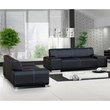 fauteuil et canapé canapé ou fauteuil flavio moderne et pas cher ensemble de 2 canapés