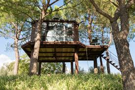 Tree House Home by Treehouse Casabarthel In Florence Tuscany Italy