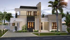 elegant sophisticate house designed by kerala home design