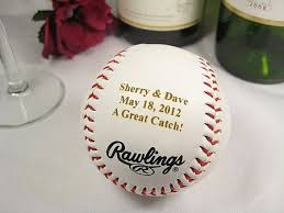 Baseball Wedding Invitations 13 Baseball Details That U0027ll Knock Your Wedding Out Of The Park