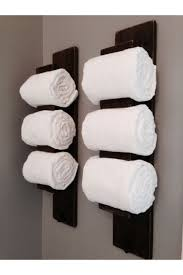 bathroom towels ideas best 25 bathroom towel racks ideas on towel racks for