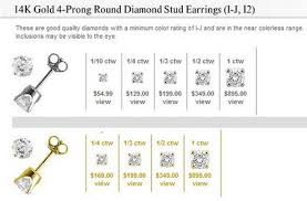 what size diamond earrings should i buy diamond stud earrings how to buy diamond earrings best diamond