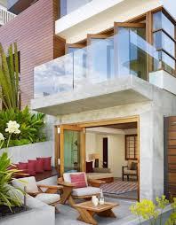 modern home design narrow lot huge tropical house super small lot big beach home
