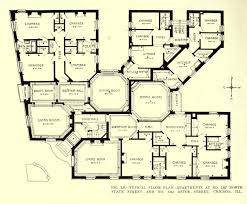floor plan for an apartment building chicago floor plans