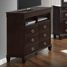Dresser With Pull Out Desk Combo Dressers You U0027ll Love Wayfair