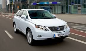 lexus coupe 2004 lexus announces pricing for all new 2010 rx 450h and 2010 is