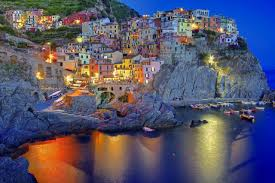 Italy Houses Colors Of The Amalfi Coast Unusual Places