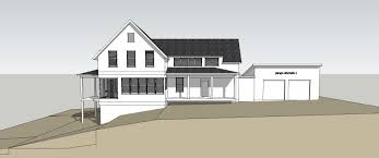 Farm House Designs by Farmhouse Modern Robert Swinburne Vermont Architect