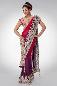saree draping new styles indian bridal saree draping styles 1 outfit4girls com
