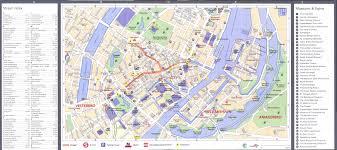 Copenhagen Metro Map by Map Of Copenaghen Travel