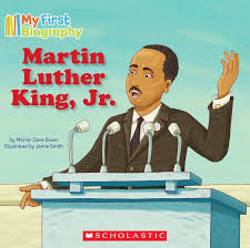 biography for martin luther king martin luther king jr by marion dane bauer scholastic