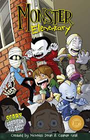 what makes monster elementary true all ages fun for kids and