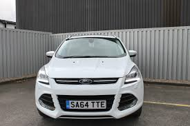 used 2015 ford kuga 2 0 tdci 150 titanium x 5dr 2wd for sale in