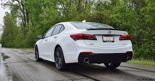 first acura 2018 acura tlx a spec sh awd first drive video 42 photo flyaround
