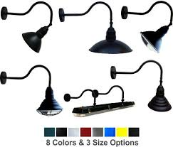 gooseneck light fixtures for signs 8 best gooseneck outdoor lighting fixtures commercial sign barn