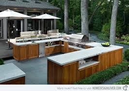 outdoor kitchen pictures design ideas 15 awesome contemporary outdoor kitchen designs home design lover