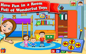my town home dollhouse gudang game android apptoko