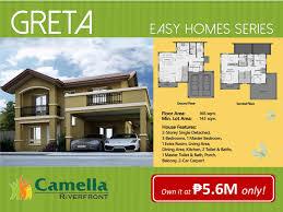 camella homes talamban riverfront greta model cebu dream investment
