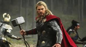 film marvel akan datang ini loh senjata baru thor dalam film thor ragnarok layar id
