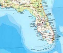 map usa florida florida map maps of florida state