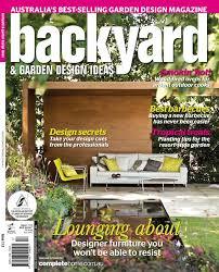 Your Big Backyard Magazine by Triyae Com U003d Backyard Garden Ideas Melbourne Various Design