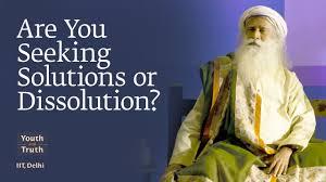 Seeking In Delhi Are You Seeking Solutions Or Dissolution Iit Delhi Students