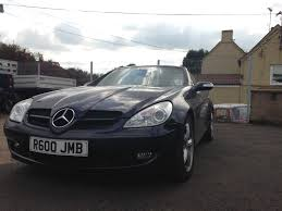 2005 mercedes benz slk 350 convertible review youtube