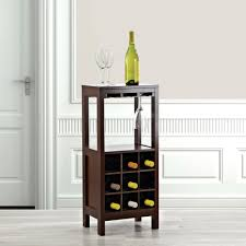 kitchen cabinet wine rack bar tall wine rack cabinet thin wine