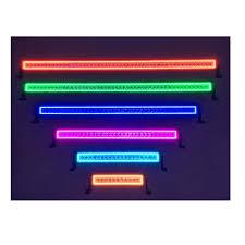multi color led light bar 22 120w led light bars prebuit with rgb halo ring light bar rocks