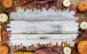 autumn thanksgiving border on wood photos creative market
