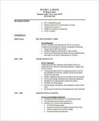 pdf resume templates pdf resume template template business