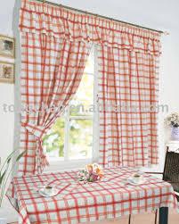 mod鑞e de rideaux de cuisine modele rideau cuisine
