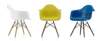 Vitra Eames Armchair Vitra Eames Plastic Armchair Daw