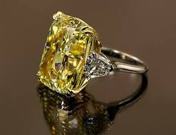 canary yellow engagement ring best 25 canary rings ideas on yellow